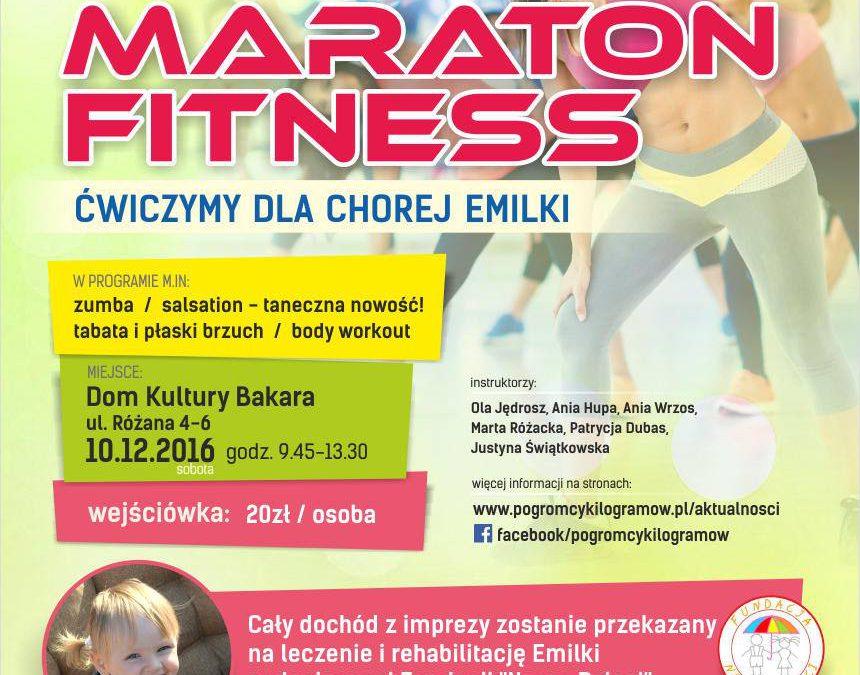Charytatywny Maraton Fitness